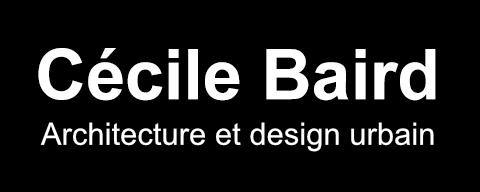 Cécile Baird - Designer Urbain