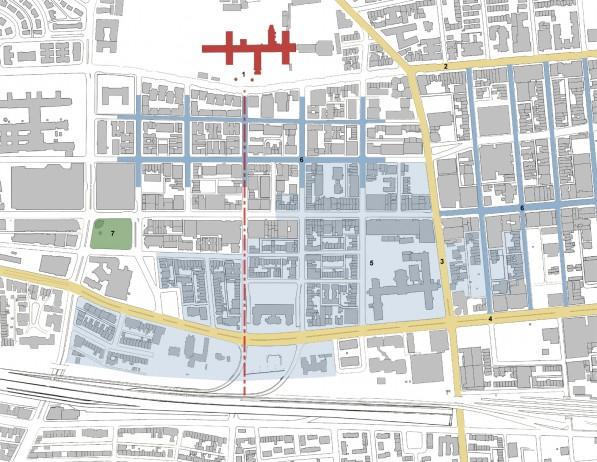 Quartier ouest 4